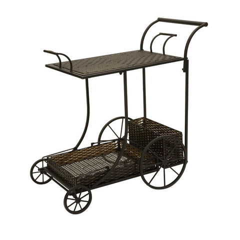 CKI Mandalay Designer Wine Cart Item 10843