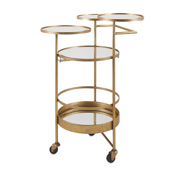 Imax Beth Kushnick Bar Cart 88917