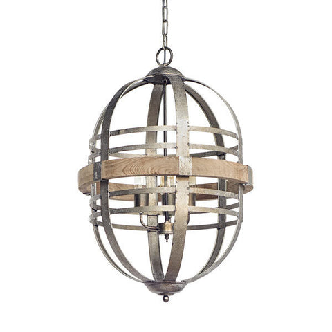 Autumn Elle Designs Mauro Pendant/lighting M91620 - Rustic Edge