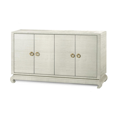 Bungalow 5 Meredith 4-Door Cabinet - Natural - MRD-450-64