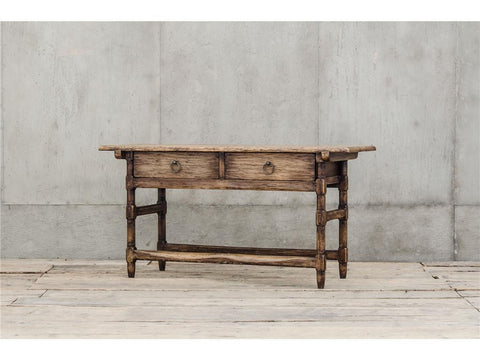 Autumn Elle Designs Normandy Kitchen Island/Console 10248 - Rustic Edge