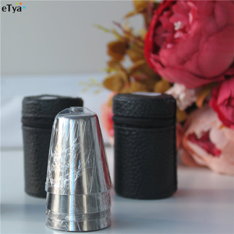 4pcs/set Mini Shot Glasses 30ml - Rustic Edge