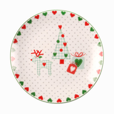 Holiday Ceramic Plates