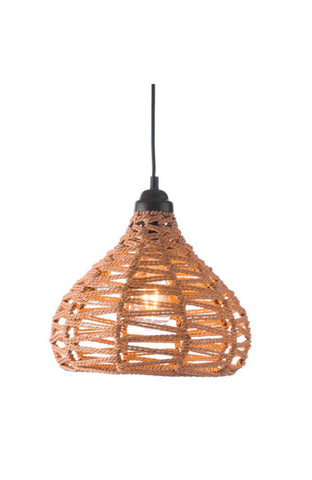 Autumn Elle Designs Roza Ceiling Lamp Natural M58797 - Rustic Edge