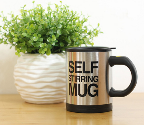 Self Stirring Mug - Black Friday Deal
