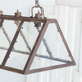 lighting - Autumn Elle Designs Trenton Chandelier/lighting 90347 - Rustic Edge - 5