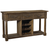 French Heritage Pyrenees Sideboard/Console M-2525-1103-TBRH