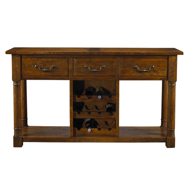 French Heritage Pyrennes Sideboard/Console M-2525-1103-CBRH
