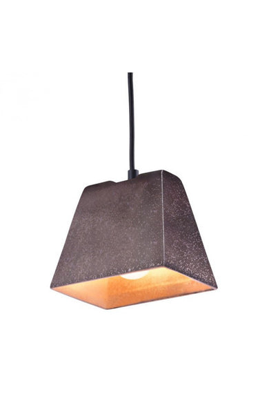 lighting - Autumn Elle Design Xenon Ceiling Pendant Z73024 - Rustic Edge - 1