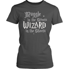 Muggle in the Streets - Wizard in the Sheets