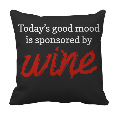 Today's Good Mood Is Sponsored by Wine
