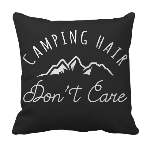 Camping Hair - Don't Care