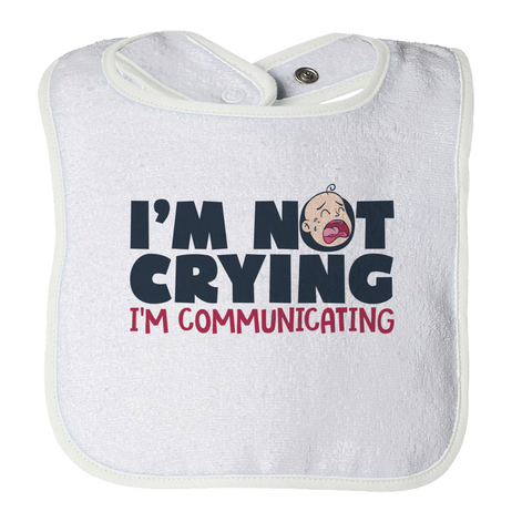 I'm Not Crying - I'm Communicating