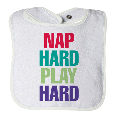 Nap Hard Play Hard