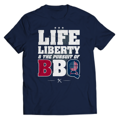 Life, Liberty, & the Pursuit of BBQ