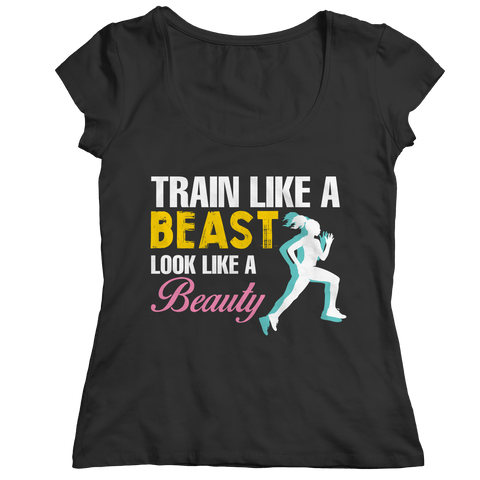 Train Like a Beast - Look Like a Beauty