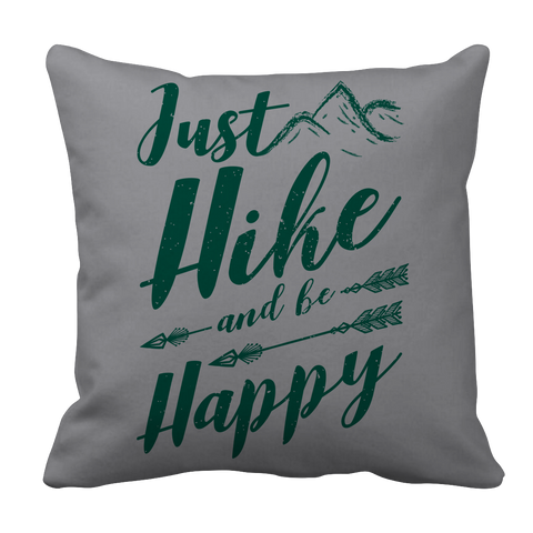 Just Hike and Be Happy