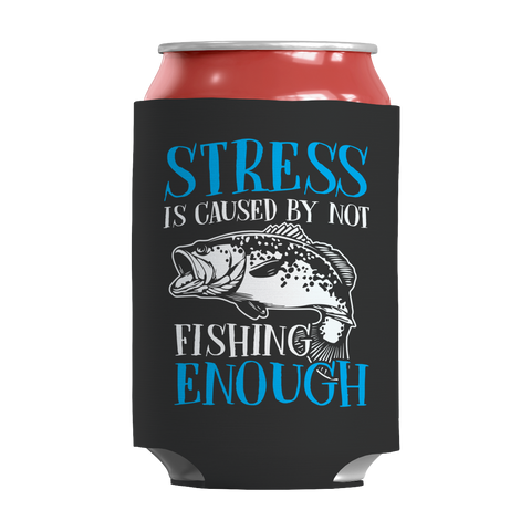 Stress Is Caused by Not Fishing Enough