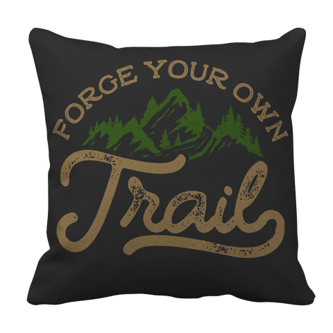 Forge Your Own Trail