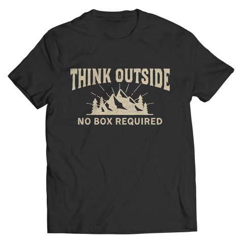 Think Outside - No Box Required