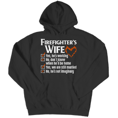 Firefighter's Wife Checklist