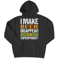 I Make Beer Disappear - What's Your Superpower?