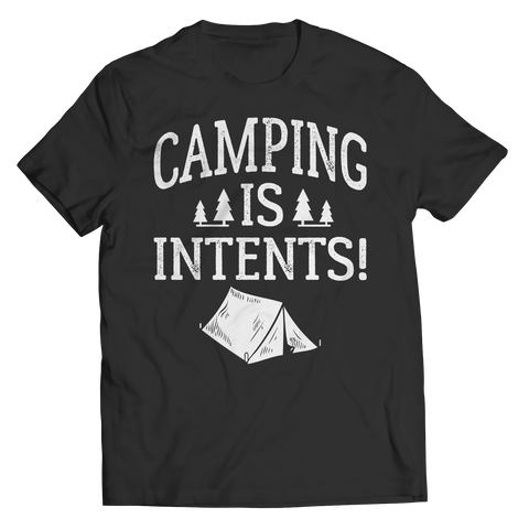 Camping Is Intents!