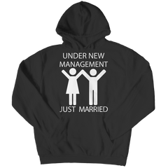 Under New Management - Just Married