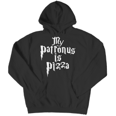 My Patronus Is Pizza