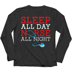 Sleep All Day - Nurse All Night