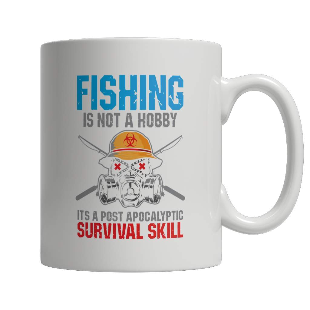 Fishing Is Not a Hobby - It's a Post Apocalyptic Survival Skill