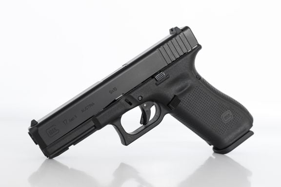 Gun First Look: Glock 17 Gen 5