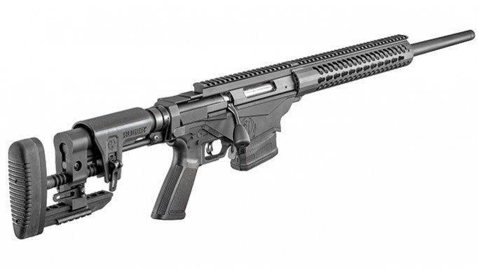 Review: Ruger Precision Rifle