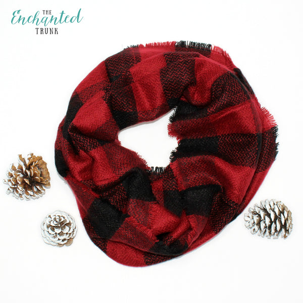 Buffalo Creek Infinity Scarf