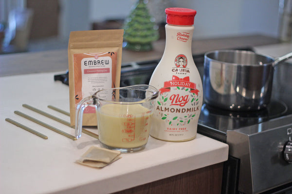 Califia Nog Infused Chai Ingredients