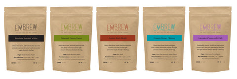 Embrew Sweetened Tea Bag Assortment