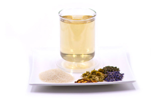 Lavender Chamomile Kick Sweetened Herbal Tea Bags