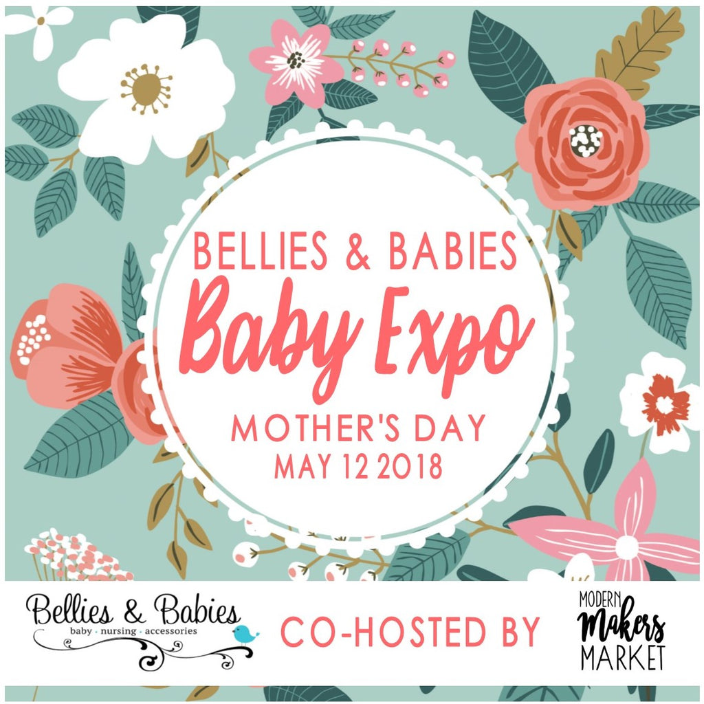 Bellies & Babies Baby Expo - May 12, 2018