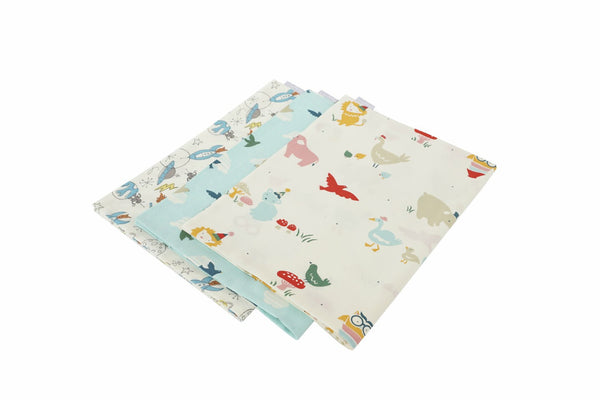 Child Pillow Extra Case - Organic