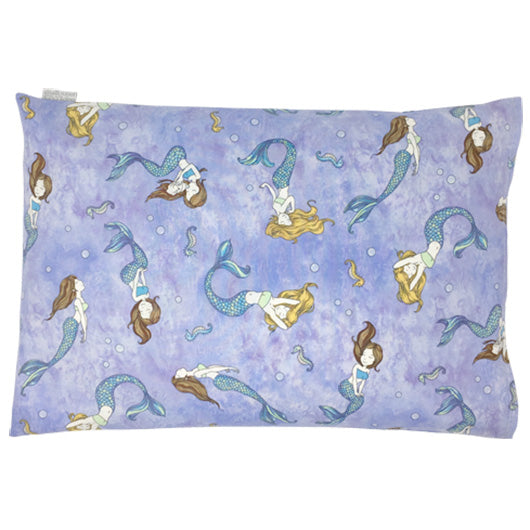 Child Pillow - Mermaid Squad - Purple