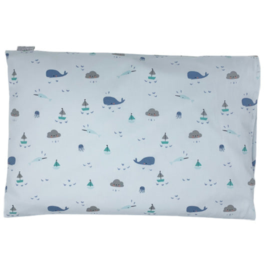 Child Pillow - Organic - Seafarer