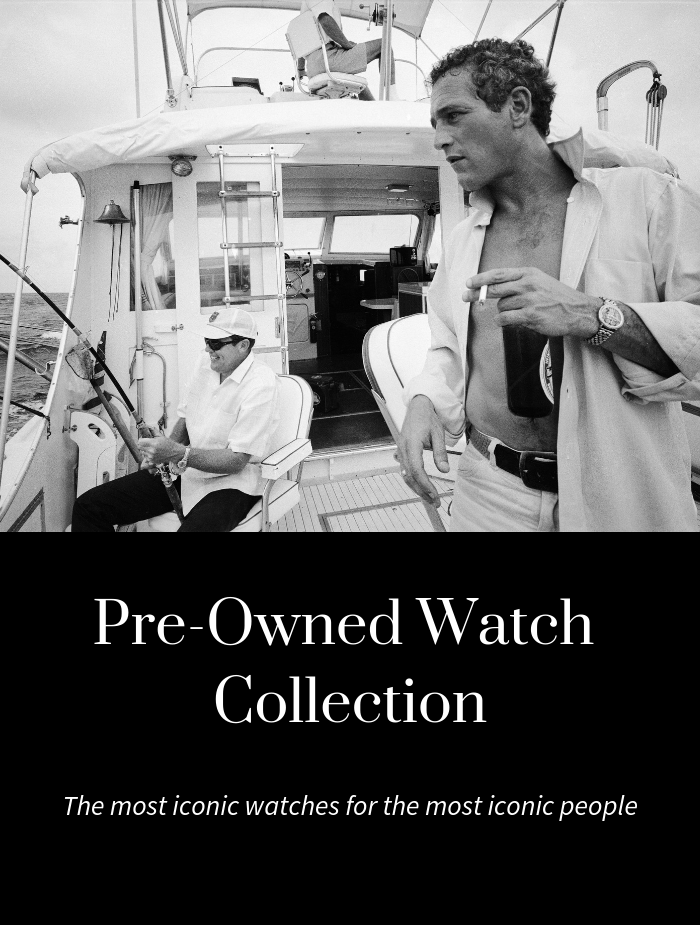 Certified Pre-Owned Watch Collection