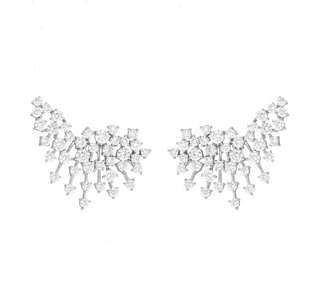 Luminus Diamond Earrings