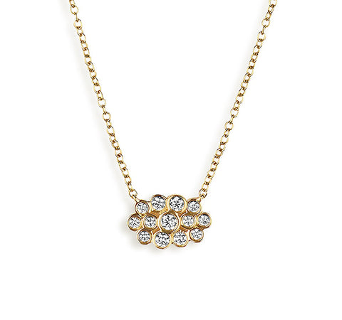 Glamazon Starlet Diamond Necklace
