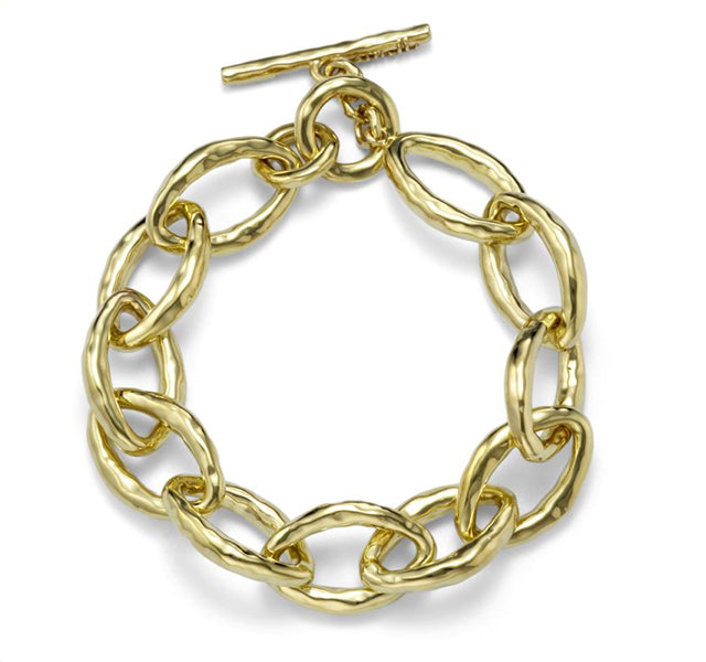 Classico Bastille Bracelet in Yellow Gold