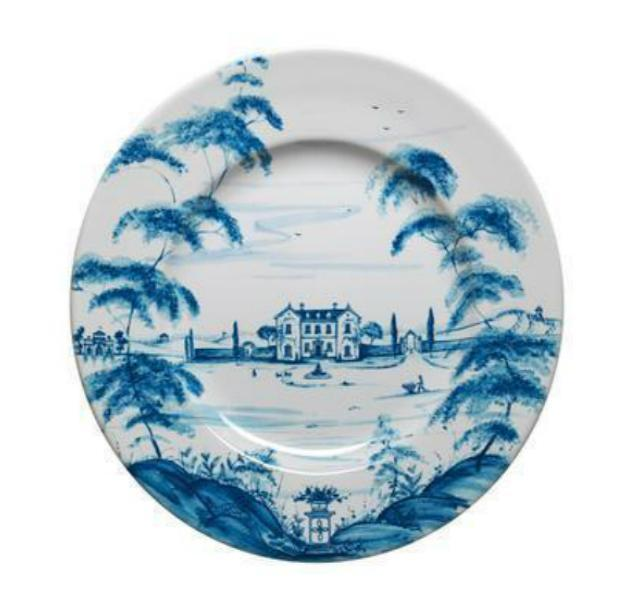 Country Estate Delft Dinner Plate