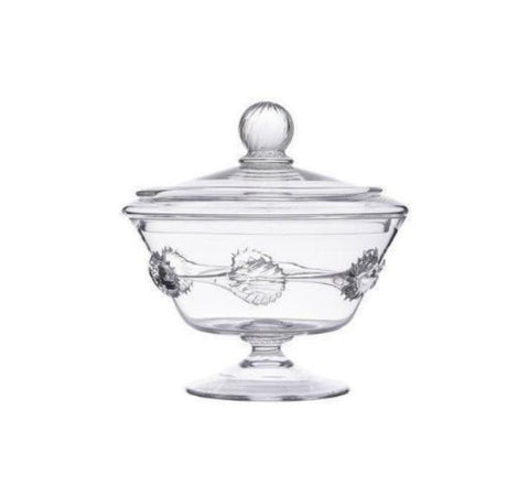 Ines Glass Compote