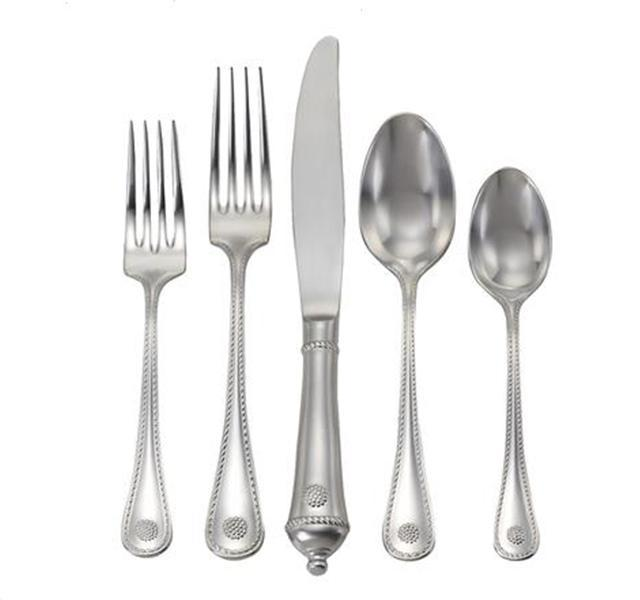 Berry & Thread Stainless Steel Flatware