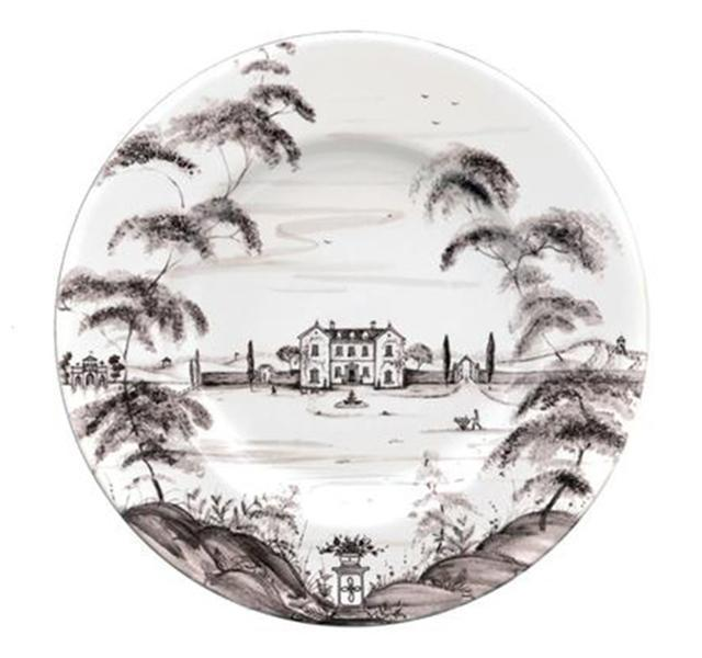 Flint Brown Country Estate Dinner Plate