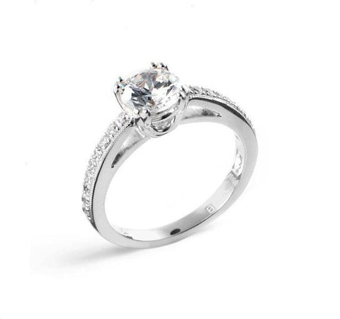 Diamond Engagement Ring Setting